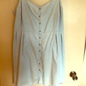 Dresses & Skirts - Cute Plus Size Sundress Rockabilly 3x